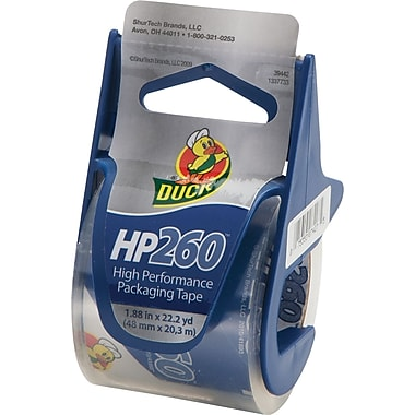 Duck Tape Brand HP260 Packing Tape, 1.88