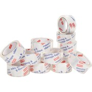 "Staples High Performance Packing Tape, 1.88"" x 54.6 yd, 12/Pack"