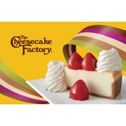 The Cheesecake Factory Gift Card $50