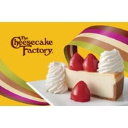 The Cheesecake Factory e-Gift Card $100 (73456B10000)