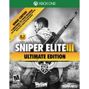 505 Games Sniper Elite III Ultimate Edition, XOne (1843)