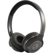 Able Planet SH190GMM Travelers Choice Stereo Headphones Gunmetal