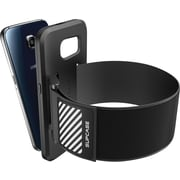 SUPCASE Samsung Galaxy S6 Case , Armband Sport Case, Black