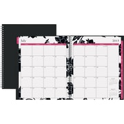 """July 2015 - June 2016 Blue Sky® Barcelona Academic Year 8"""" x 10"""" Monthly Planner"""