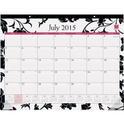 "July 2015 - June 2016 Blue Sky® Barcelona Academic Year 22""x17"" Monthly Planner"