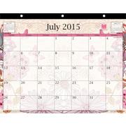 "July 2015 - June 2016 Blue Sky® Lianne Academic Year 11"" x 8.75"" Tablet Calendar"