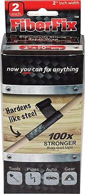 Shark Tank Fiberfix Repair Wrap Single Roll,