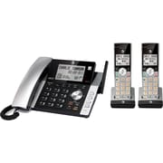 AT&T CL84215 2-Handset Corded/Cordless Answering System with Dual Caller ID/Call Waiting