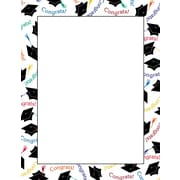 """Great Papers 8.5"""" x 11"""" Graduation Letterhead 80/Pack (2014242)"""