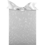 Great Papers Heirloom Vine Silver Invitation Kit, 28/Pack