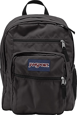 Jansport Big Student Backpack, Forge Gray