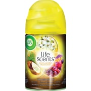 Air Wick® Life Scents™ Freshmatic® Ultra Automatic Spray Refill; Paradise Retreat Scent, 6.17oz.