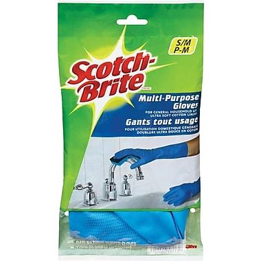 Scotchbrite™ - Gants tout usage, petit/moyen, bleu