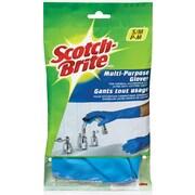 Scotchbrite™ Multi Purpose Gloves, Small/Medium, Blue