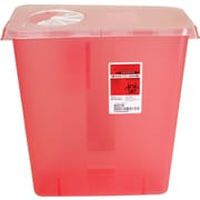 3 Gallon Sharps Container with Roto Lid