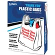 Garvey® Plastic Shopping Bags, 250/Box