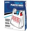 Garvey® Plastic Shopping Bags, 250/Box