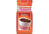 Dunkin' Donuts Hazelnut Ground Coffee, 12 oz