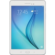 "Samsung Galaxy Tab A (SM-T350NZWAXAC), 8"", 1.2 GHz Quadcore Android Lollipop, 1.5GB RAM, 16GB storage, White"