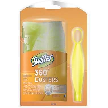 Swiffer® 360-Degree Dusters Kit