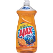 Ajax® Triple Action Dish Soap, Orange Scent, 28 oz.