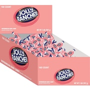 JOLLY RANCHER Hard Candy in Watermelon Flavor, 160