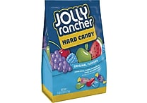 Jolly Rancher Hard Candy Original Flavors Assortment Bag, 3.75 lb.