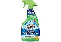 Scrubbing Bubbles® Foaming Disinfectant Bathroom Cleaner Spray, Fresh Citrus Scent, 32 oz.