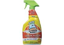 Fantastik® Scrubbing Bubbles® Lemon Power All Purpose Cleaner Spray, Lemon Scent, 32oz.