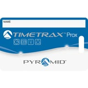 Pyramid TimeTrax Proximity Badges, 15/Pack (42454)