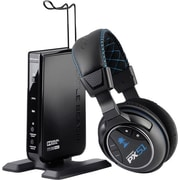 Ear Force PX51 Premium Wireless Dolby Surround Sound Gaming Headset  for Playstation 3 & XBox360, Black