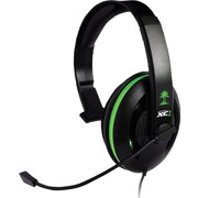 Ear Force XC1 for Xbox 360, Black