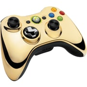 Wireless Controller for X360, Gold