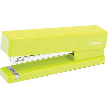 Poppin Stapler, Lime Green, (100159)