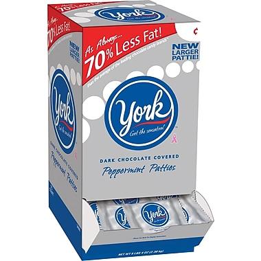 York Peppermint Patties Changemaker, .48 oz., 175 count