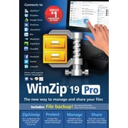 WinZip 19 Pro for Windows (1 User)