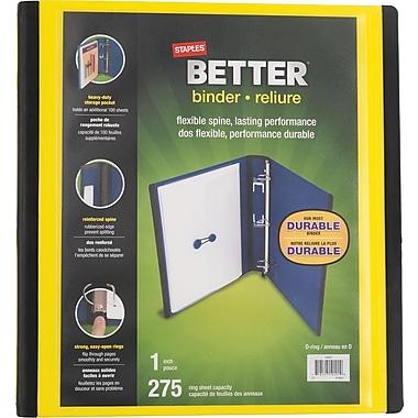 Staples® Better Binder, 1