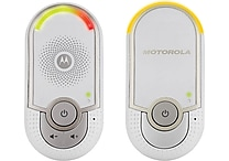 Motorola Plug and Play Audio Baby Monitor