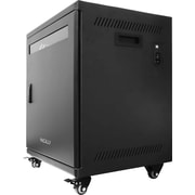 Macally Secure Lockable Sync/Charge Station for 15 iPads or Tablets