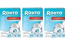 Rohto Eye Redness Cooling Relief - 3 Pack (1.2 oz)