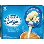 International Delight French Vanilla 48/Box (WWI02282)