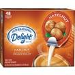 International Delight Hazelnut Coffee, Box/48 (WWI02283)