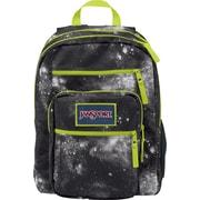 Jansport Big Student Backpack, Black Galaxy