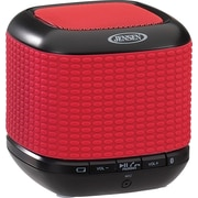 Jensen Bluetooth Wireless Speaker, Red