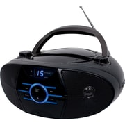 Jensen Portable Bluetooth CD Player with Radio