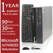 Refurbished Lenovo M58p C2D 3.0GHz 4GB DDR3 2TB HDD DVD W7Pro 64 SFF