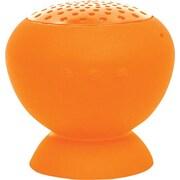 StickUp STICKUP-BLKORG Water-Resistant Bluetooth Wireless Speaker 2/Pack Orange