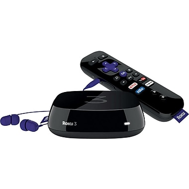 Roku 3 (2015) Streaming Media Player