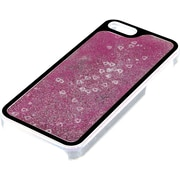 Pilot iPhone 5/5s Glitter Case, Pink Hearts