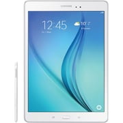"Samsung Galaxy Tab A (SM-P550NZWAXAC), 9.7"", 1.2 GHz Quadcore Android Lollipop, 2GB RAM, 16GB storage, White"